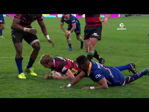 ROUND 2 HIGHLIGHTS: Canterbury v Otago - Shield Challenge