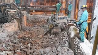 Top To Bottom Furnace Demolition