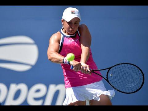 Maria Sakkari vs. Ashleigh Barty | US Open 2019 R3 Highlights