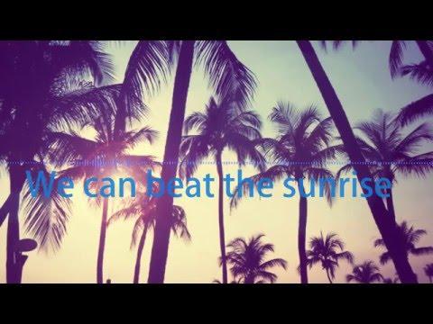 SNBRN - Beat The Sunrise Feat. Andrew Watt (Steve Void Remix) Video Lyrics