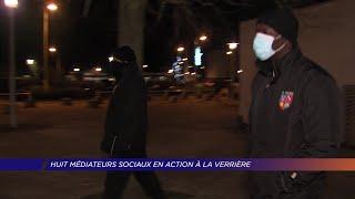 Yvelines | Huit médiateurs sociaux en action à La Verrière