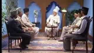 Seeking Blessings (Urdu)