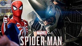 Spider-Man PS4 - New Trailer! New Cutscenes, Free Roam Gameplay and More!