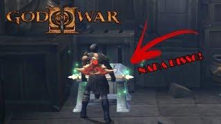 """GOD OF WAR 2 TITAN (DARK ODYSSEI) - SEM ABRIR BAÚS! PARTE """"FINAL"""" AO VIVO!"""