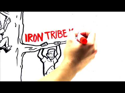 Whiteboard Animation Crossfit