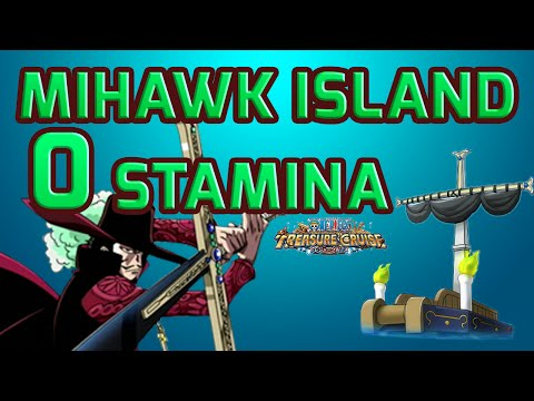 Walkthrough for Global Mihawk 0 Stamina [One Piece Treasure Cruise]