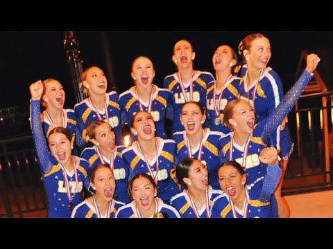 Lake Forest Dance Team ROAD TO NATS 2020