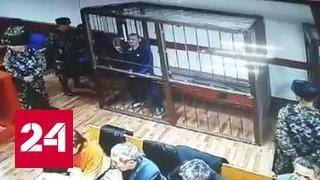 К смертной казни приговорен убийца полицейских в Алма-Ате