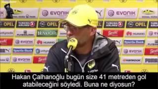 Hakan Çalhanoğlu Thug Life !