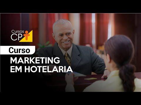 Clique e veja o vídeo Curso Marketing em Hotelaria