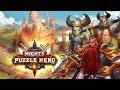 Mighty Puzzle Heroes: Empire magic war - Android Gameplay