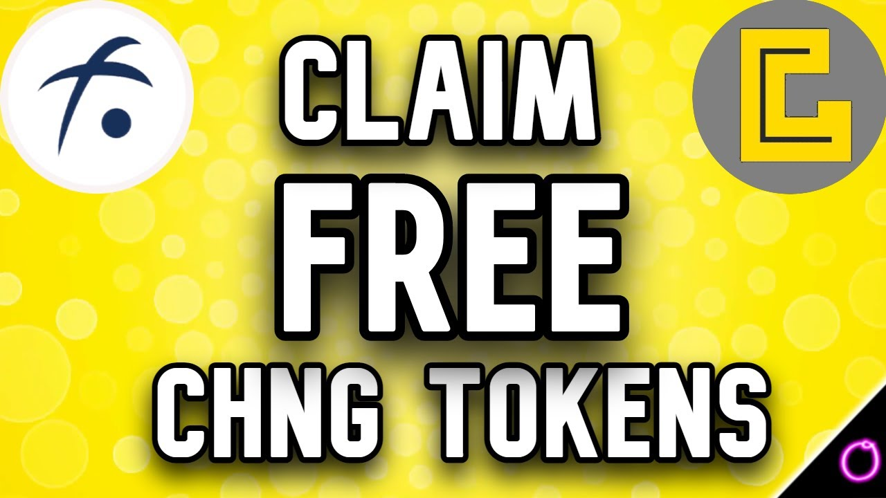 Easy 1 2 3 Free Tokens  (Chainge Finance + Fusion)