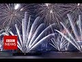 New Year 2018: Hong Kongs celebration- BBC News