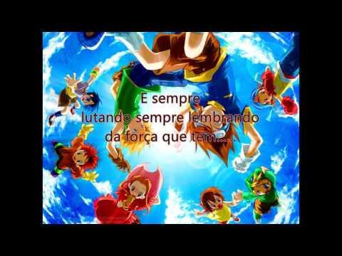 Digimon Adventure - Coração Valente(Brave Heart) Legendado Pt Br