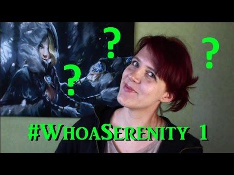 [WhoaSerenity] #1 - Wie kam ich zu Chico und zu YouTube? - Eure Fragen! | Serenity