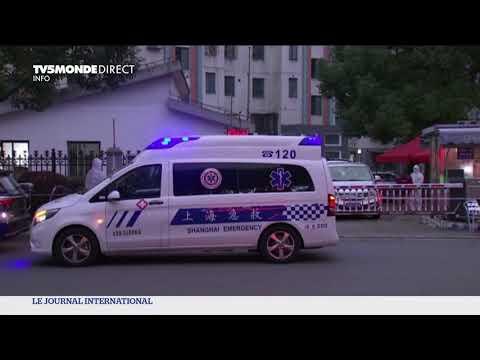 Covid19 en Chine : Scènes de panique à Shanghai