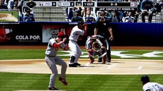 MLB 2K10 (Xbox 360) Gameplay (Yankees vs. Phillies) Part 2 HD