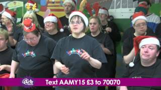 Hands & Voices bring you 'I want a Hippopotamus for Christmas!'