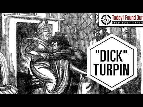 The Truth About Legendary Highwayman Dick Turpin