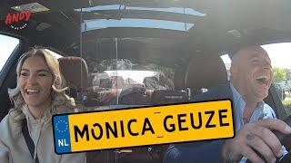 Monica Geuze - Bij Andy In De Auto!  English Subtitles