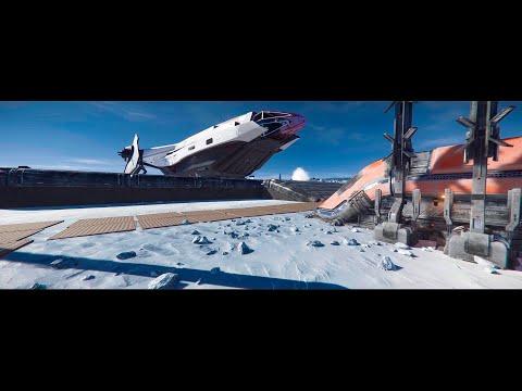 Shubin Mining Facility SAL-5, Lyria - Star Citizen - 4K