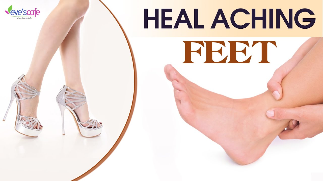 Home Remedies for Aching Feet After High Heels or Stiletos ...
