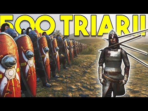 How Good Is ROMAN ONLY In Mount and Blade II: Bannerlord?