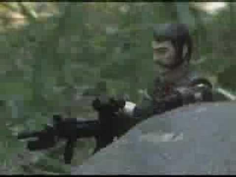 G.I.Joe Stop motion animation - YouTube