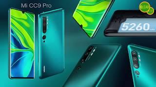 mi cc9 pro (Mi Note 10) Launch, xiaomi cc9 pro Launch, Xiaomi Mi CC9 Pro, 108MP Camera