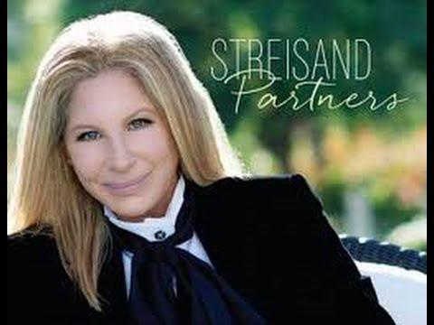 Barbra Streisand Partners Review NEW Duets Album September 2014