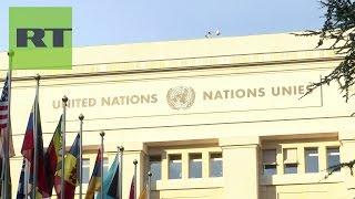 Arranca la cuarta ronda del diálogo sirio mediado por la ONU