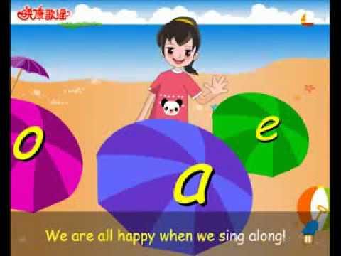 Alfeto en Chino - Aprende Chino para niños con s - chino.webn