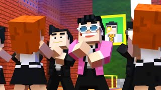 """Minecraft Man"" - A Minecraft Parody of PSY"