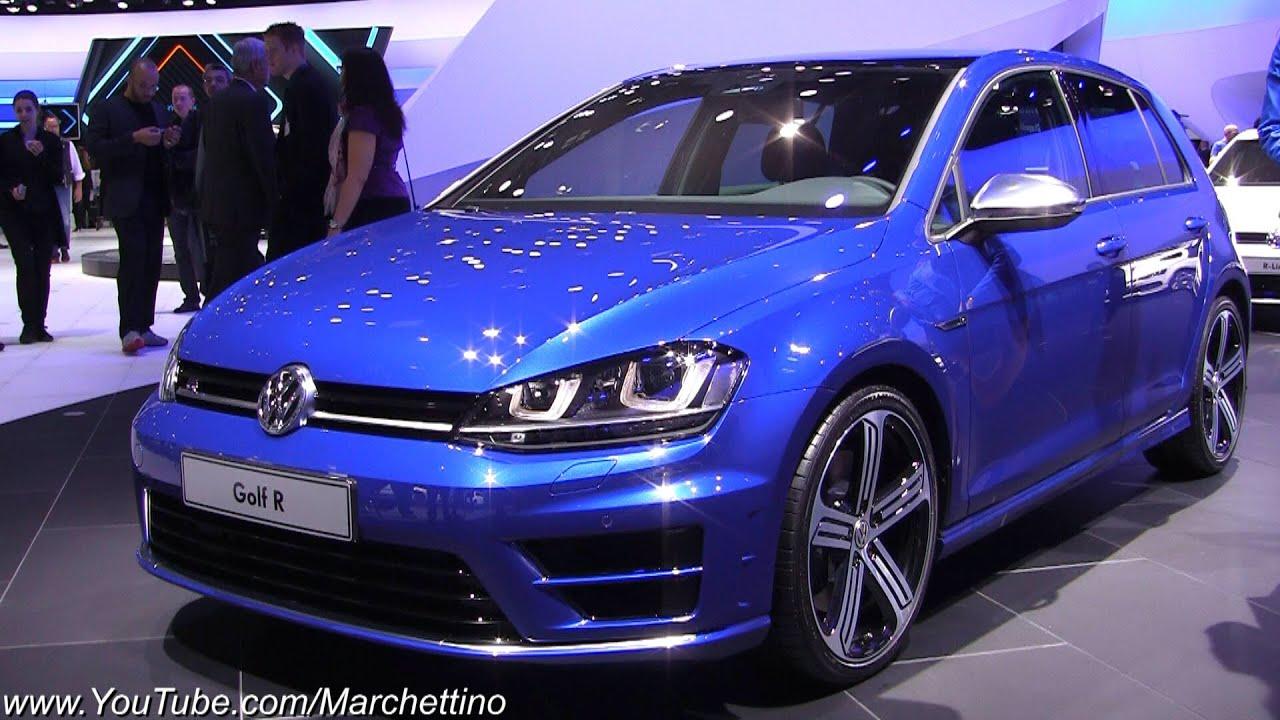 2014 VW Golf R 20 TSi In Detail