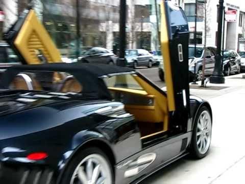 Chicago car spottings