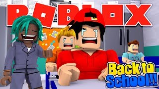 ROBLOX - SUMMER IS OVER, ITS BACK TO SCHOOL FOR EVERYONE!!