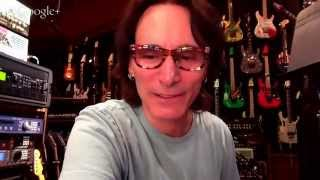 Live Chat with Steve Vai - New DVD - Stillness in Motion: Vai Live in L.A.