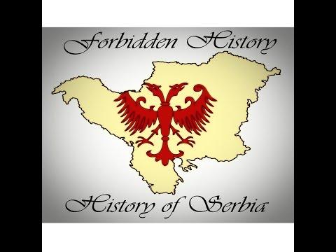 Forbidden History of Serbia 490.-1372.