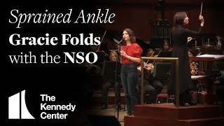Gracie Folds - Sprained Ankle introduced by Sarah Silverman | DECLASSIFIED: Ben Folds Presents