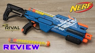 rEVIEW Nerf Rival Hypnos XIX-1200