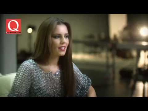 Cheryl Cole - Interview - Q Magazine - Behind The Scenes