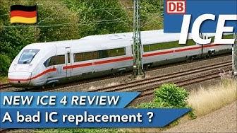 DB ICE (2ND CLASS) | ICE 4 BR 412 | Hamburg Hbf 🇩🇪 - Berlin Hbf 🇩🇪