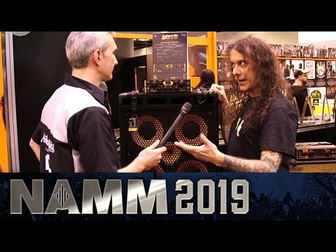New Bass Amps from Markbass - NAMM 2019
