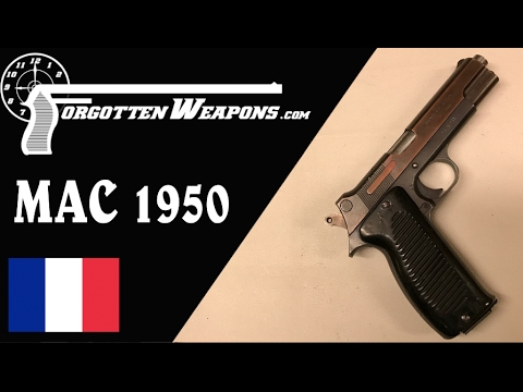 MAC 1950: Disassembly & History