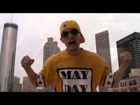KING MAYDAY HIP HOP MUSIC - SUPERMAY ( MAY DAY) SUPERMAN