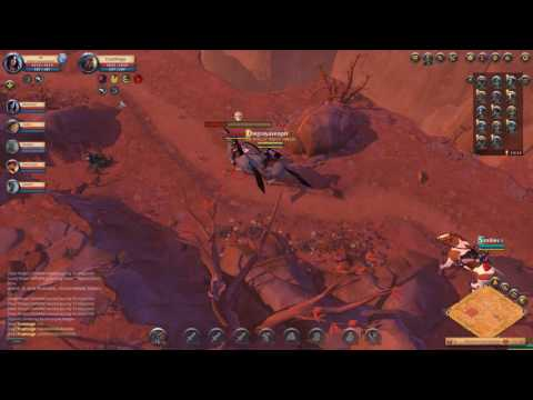 Albion Online - cheating or just something broken?