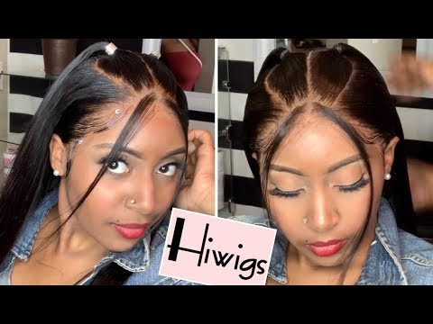 TLC HairStyle W/ Lace Front Wig!😍 | Hiwigs!