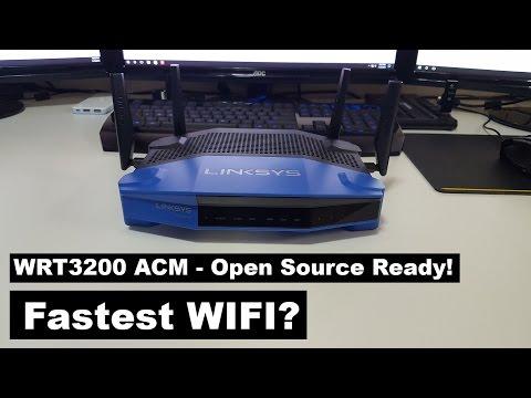 Unbrick/flash firmware to Linksys Wrt1200/1900ac wireless