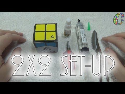 How I Set Up a 2x2