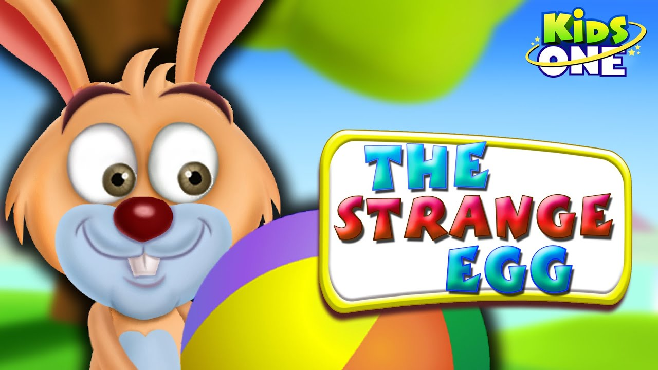 The Strange Egg | Funny Short Story For Kids - KidsOne